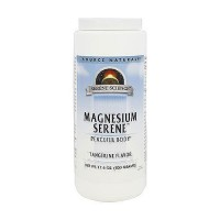 Source Naturals Magnesium serene, Tangerine and fruit medly 800 mg - 17.6 oz