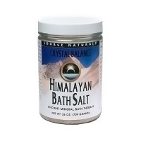 Crystal balance Himalayan bath salt - 25 oz