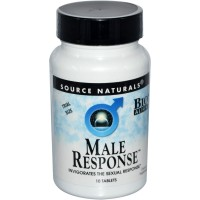Source Naturals Male response trail size tablets - 10 ea
