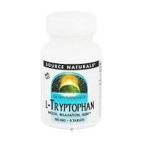 Source Naturals L-Tryptophan 500 mg tablets - 8 ea