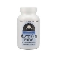 Source Naturals Mastic gum extract 500 mg capsules - 120 ea