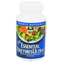 Essential EnzymesUltra premium digestive enzyme blend capsules - 30 ea