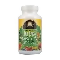 Life force green multiple energy activator tablets - 45 ea