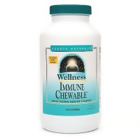 Source Naturals Wellness Immune Assist Chewable Wafers - 120 ea