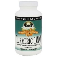 Source Naturals Turmeric 1000 1000 mg tablets - 120 ea