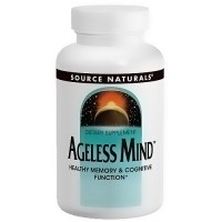 Source Naturals Ageless mind tablets - 30 ea