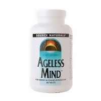Source Naturals Ageless mind tablets - 180 ea