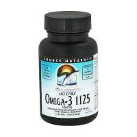 Source Naturals ArcticPure omega-3 1125 fish oil softgels - 30 ea