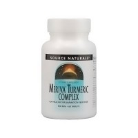 Source Naturals Turmeric with meriva 500 mg tablets - 60 ea
