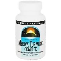 Source Naturals Turmeric with meriva 500 mg capsules - 60 ea