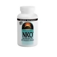 Source Naturals NKO krill oil 500 mg softgels - 120 ea