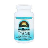 Source naturals epicor with vitamin D-3 capsules - 120 ea
