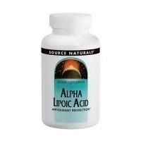 Source Naturals Alpha lipoic acid 600 mg Capsules - 30 ea