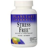 Planetary herbals stress free calm formula tablets 810mg  -  60 ea