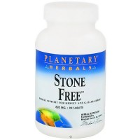 Planetary Herbals stone free 820 mg herbal supplement tablets, 90 ea