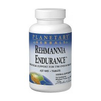 Planetary Herbals Rehmannia Endurance Tablets - 150 ea