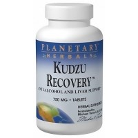 Planetary Herbals Kudzu Recovery 750 mg Tablets - 120 ea