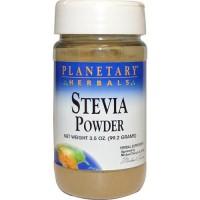 Planetary herbals stevia powder  - 3.5 oz