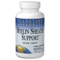 Planetary Herbals Myelin Sheath Support 820 mg Tablets - 90 ea
