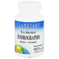 Source Naturals Andrographis, Full Spectrum 400 mg tablets - 120 ea