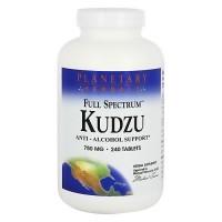 Planetary Herbals Kudzu Full Spectrum Tablets, 750 mg - 240 ea