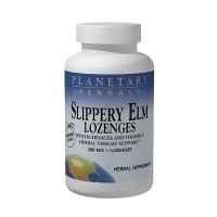 Planetary Herbals Slippery Elm Lozenges with Echinacea and Vitamin C 200 mg - 10 ea