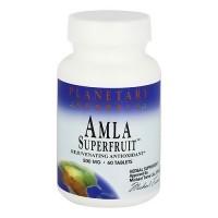 Planetary Herbals Amla Superfruit Rejuvenating Antioxidant - 60 Tablets