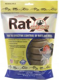 Ratx ratx bait discs - 1 lb., 12 ea