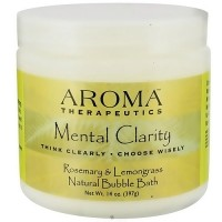 Abra Therapeutics Mental Clarity, Rosemary and Lemongrass - 14 Oz