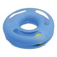 Booda Products crazy circle cat toy - small, 6 ea