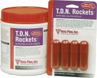 Vets Plus Probios D t.d.n. rockets for cows - 28 pack, 12 ea