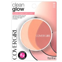 Covergirl clean pressed powder classic ivory - 2 ea