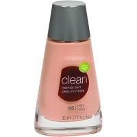 Covergirl clean creamy natural 120 liquid normal skin foundation makeup - 2 ea