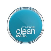 Covergirl clean oil control compact pressed powder, classic ivory - 2 ea