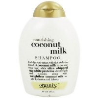 Organix nourishing hair shampoo, coconut milk - 13 oz