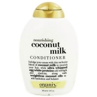 Organix nourishing hair conditioner, coconut milk - 13 oz