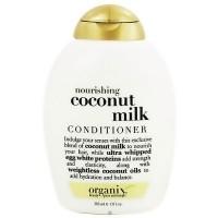 Organix nourishing hair conditioner, coconut milk - 13 oz