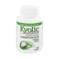 Kyolic Aged Garlic Extract Original Formula 100, Tablets - 200 ea