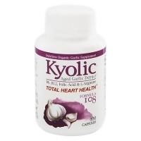 Kyolic Aged Garlic Extract Formula 108, Heart Health Capsules - 100 ea