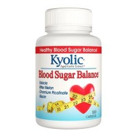 Kyolic aged garlic extract blood sugar balance capsules  -  100 Ea