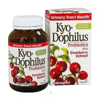 Kyolic Kyo-Dophilus Probiotics Plus Capsules, Cranberry Extract, 60 ea