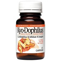 Kyo dophilus digestion probiotic supplement capsules - 45 ea
