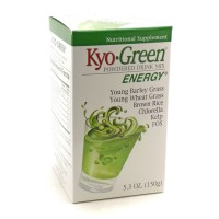 Kyolic Kyo-Green Powdered Energy Drink Mix - 5.3 oz