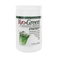 Kyolic Kyo-Green Powdered Energy Drink Mix - 10 oz