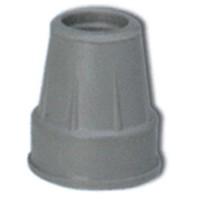Apex-carex cane tips 3/4 inch, grey color, model no: a725-00 - 1 pair