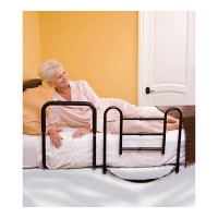Carex easy-up bed rail - 1 ea