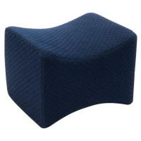 Carex memory foam knee pillow - 1 ea