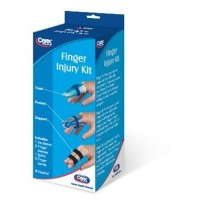 Carex health brands finger injury kit - 1 ea