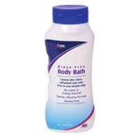 Carex health brands  rinse free shampoo - 16 oz