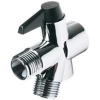 Shower diverter valve, model: b214, by carex - 1 ea